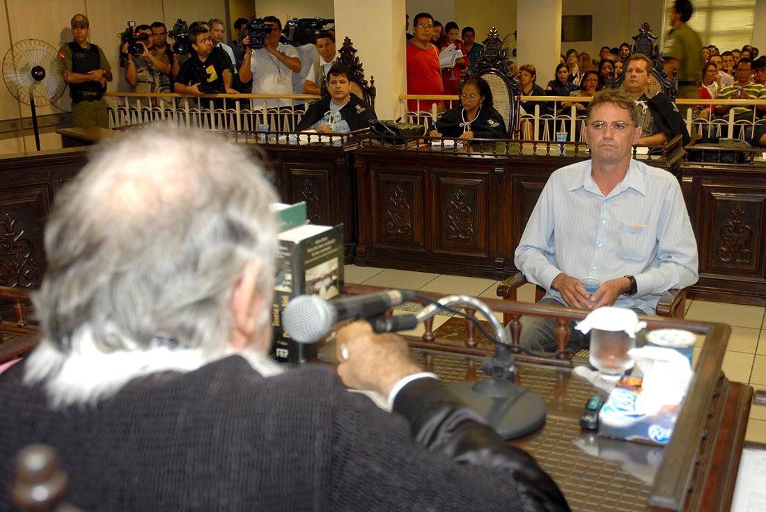 Mandantes no Banco dosRéus