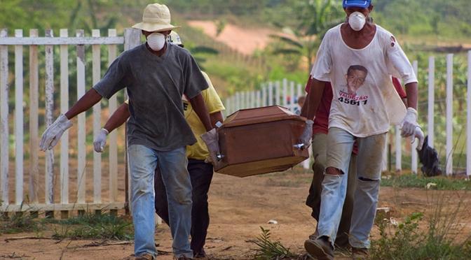 Pará é campeão de assassinatos por questões fundiárias