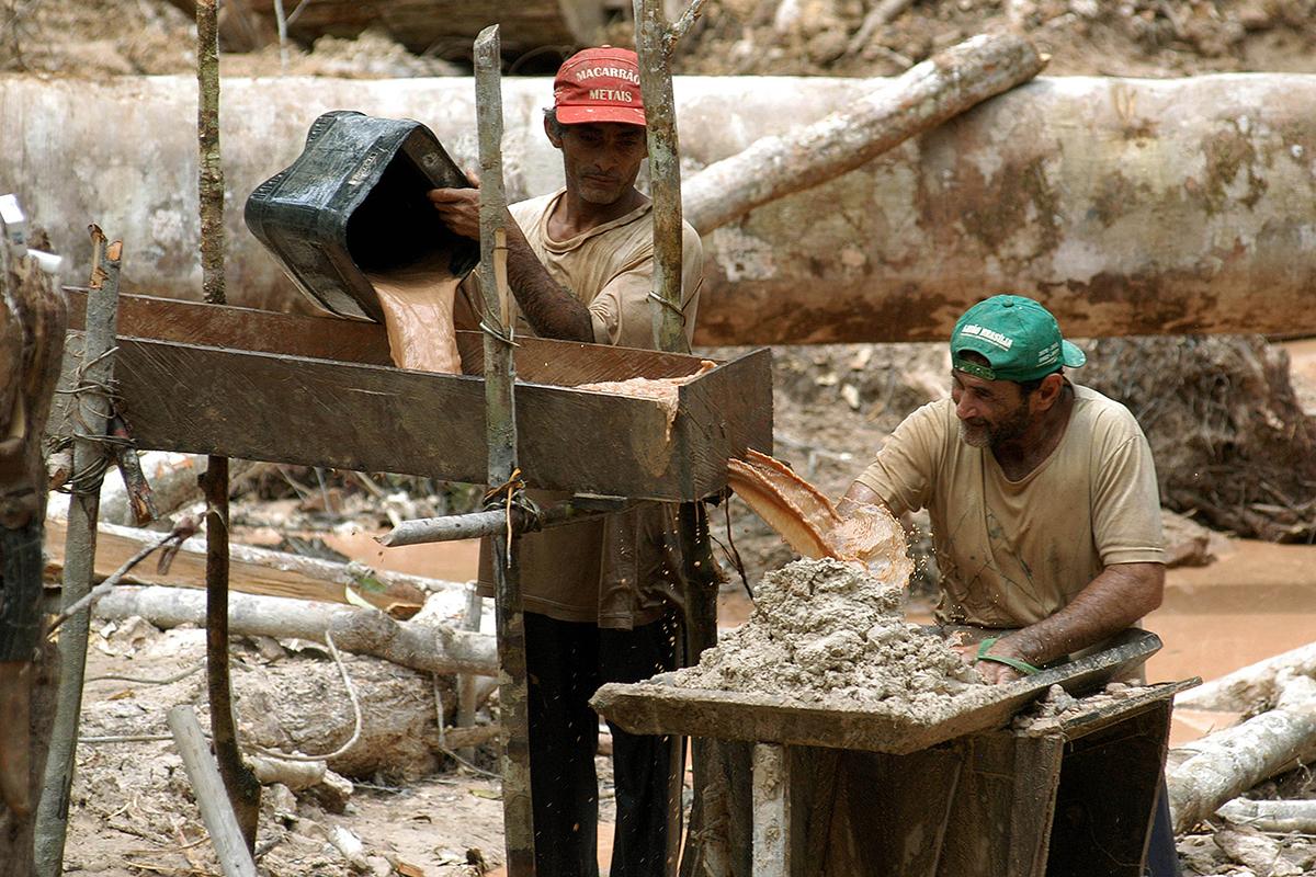 A Precariedade do Trabalho naAmazônia