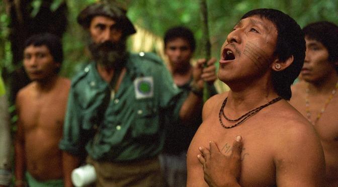 Os índios isolados do vale do Javari