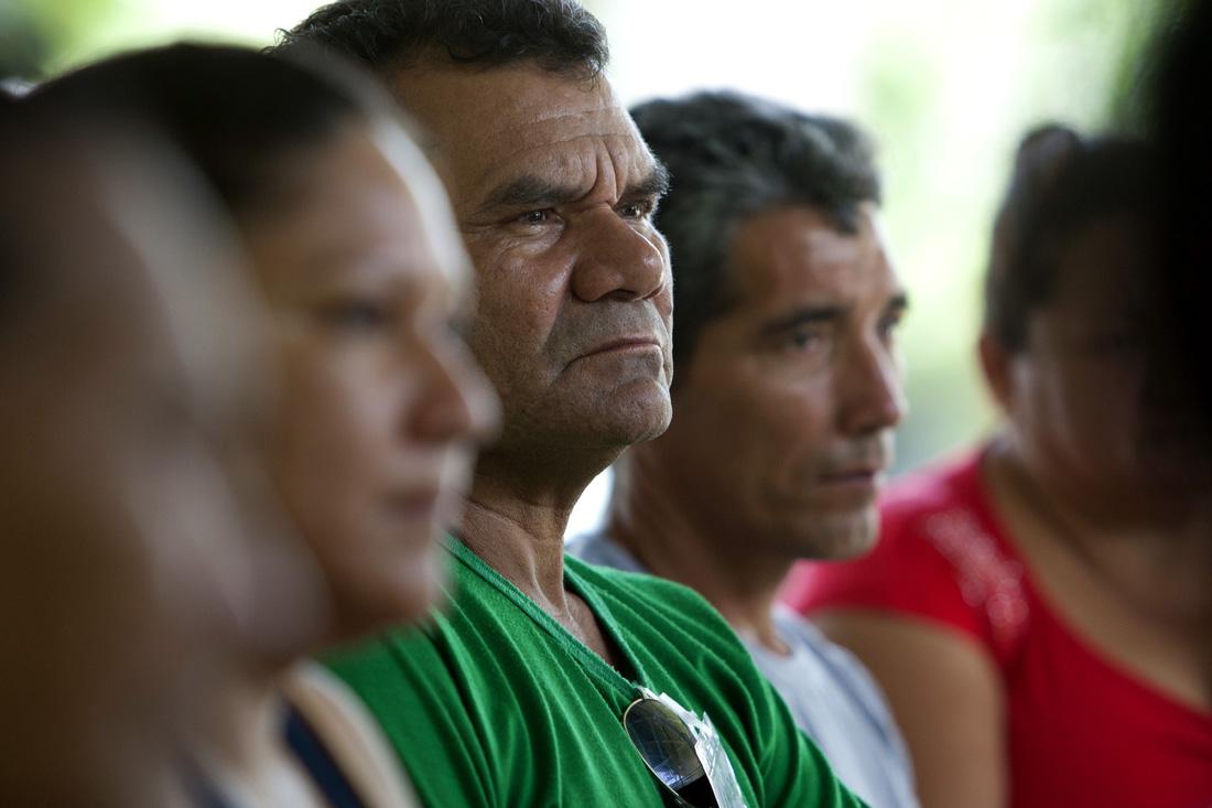 Firmado o primeiro protocolo comunitário naAmazônia.