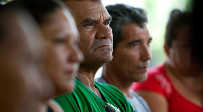Firmado o primeiro protocolo comunitário na Amazônia.