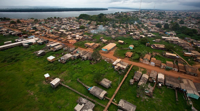 Na Periferia de Belo Monte