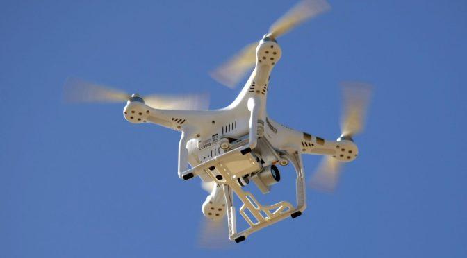 Procedimentos Drones